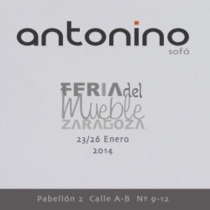 Feria Del Meuble Zaragoza Antonino Sofá
