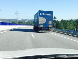 Antonino Sofá | On the road